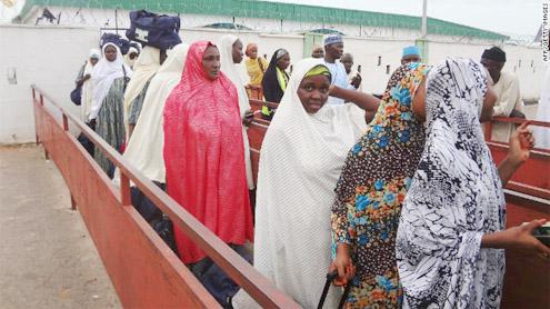 Saudi Arabia turns back 1,000 female pilgrims from Nigeria