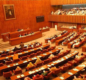 Senate session to take up grave public issues