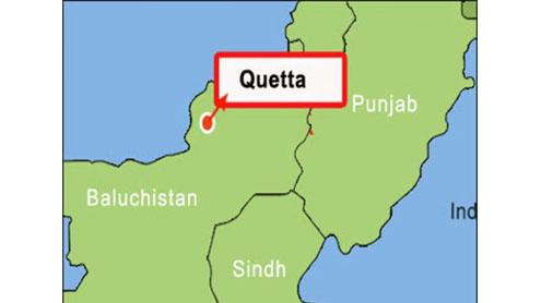 geologist shot dead in Quetta
