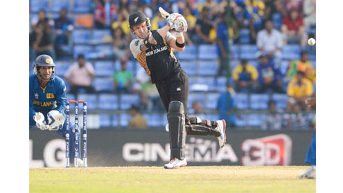 Sri Lanka beat Kiwis in Super over finish