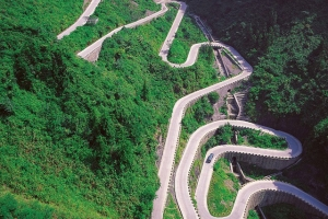 Tianmen Mountain4