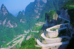 Tianmen Mountain6