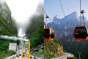 Tianmen Mountain8
