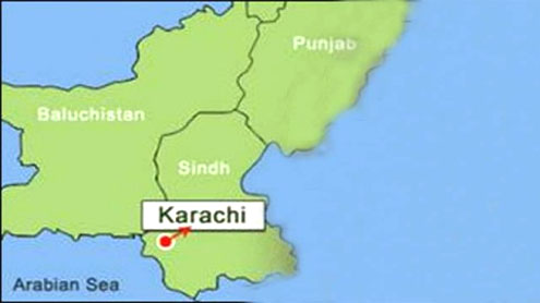 Twin blast in Karachi market kills six: officials