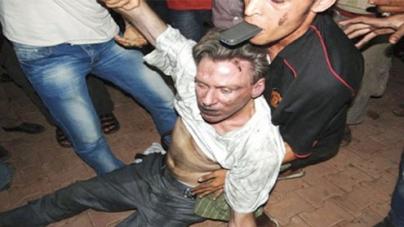 US ambassador to Libya, three others killed in rocket attack