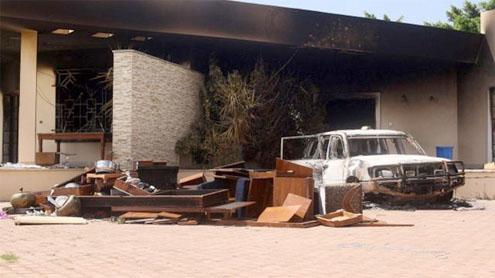 US sends Marines to Libya after US ambassador killed