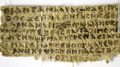 Vatican newspaper calls fragment referring to Jesus' wife 'a fake'