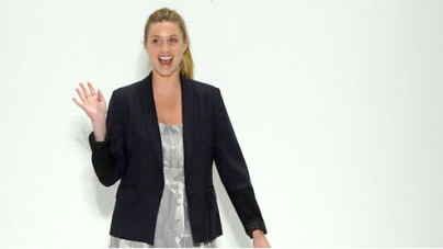 Whitney Port in fashion 'whirlwind'