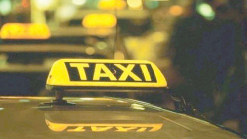 All CM's yellow cabs become private cars!