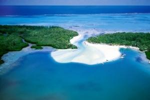 mauritius island beach