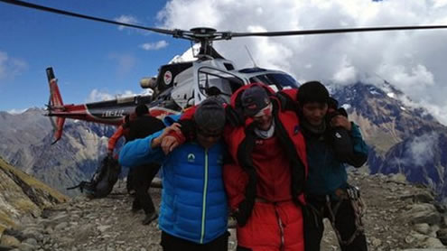 Climbers Killed in Nepal