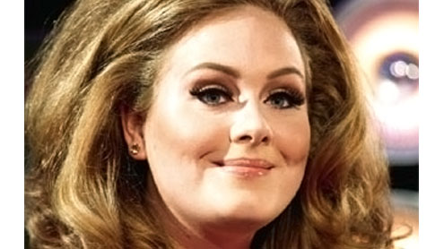 Adele Singing James Bond theme for 'Skyfall'