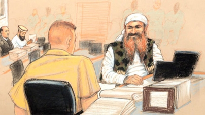 9/11 mastermind delivers anti-US diatribe at Guantanamo
