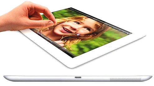 Apple Announces More Powerful 4th Gen iPad