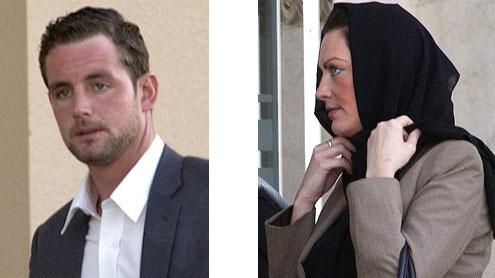 British Couple Accused having Sex in Dubai Taxi
