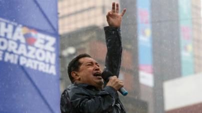 Venezuelan election officials: Chavez re-elected as president, defeats Capriles