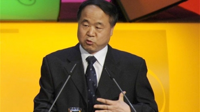 Chinese author Mo Yan wins 2012 Nobel Prize for literature
