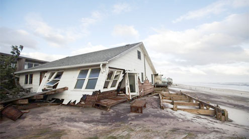 Disarray, millions without power in Sandy's wake