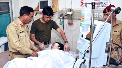 Doctors successfully operate on Malala, bullet removed