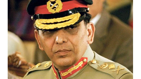 Gen Kayani visits Military College Murree