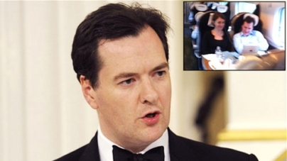 George Osborne 'caught in first class with a standard ticket five months ago'