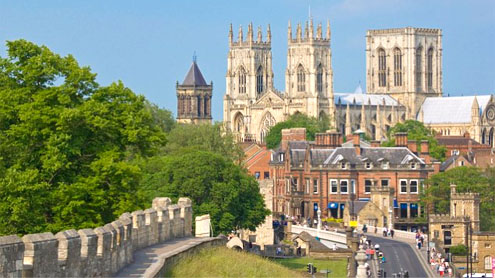 Heavenly Hotels and The UK's Biggest Food Fair in York