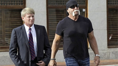 Hulk Hogan sues gossip site Gawker for sex tape with best friend's wife