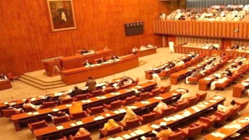 ISI not meddling in politics, Senate body told