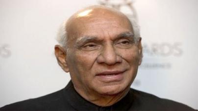 King of Romance Yash Chopra dies at 80