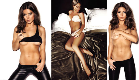 Louise Thompson strips