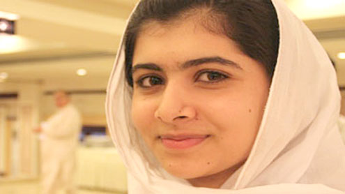 Malala Yousafzai: the progressive face of Swat