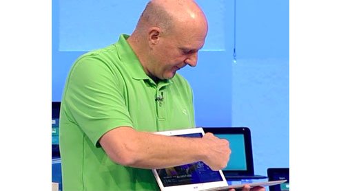 Microsoft is right about touch-screen laptops