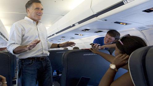 Romney's evasiveness