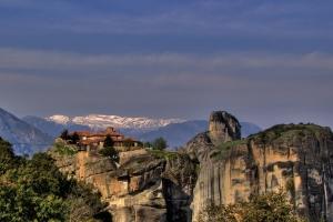 Monastery-in-Meteora-Greece