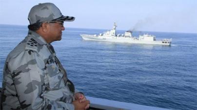 Naval chief visits fleet units