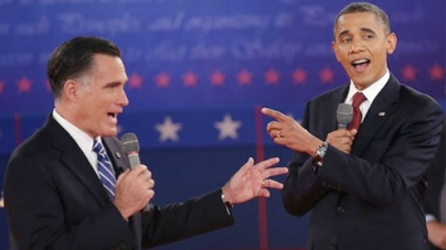 More assertive Obama trades barbs with Romney, targets wealth issues