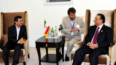 Pakistan, Iran vow to jointly pursue major projects