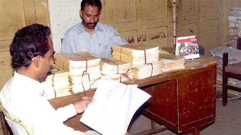 Punjab's election commission announces poll schedule