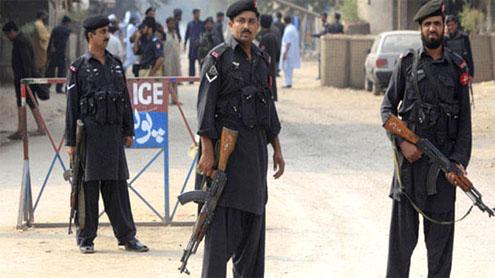 Peshawar: SP among 6 cops martyred in militants attack