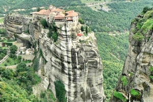 Six Magnificent Monasteries of Greece