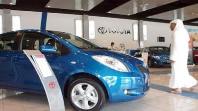 Toyota recalls 65,000 vehicles in UAE