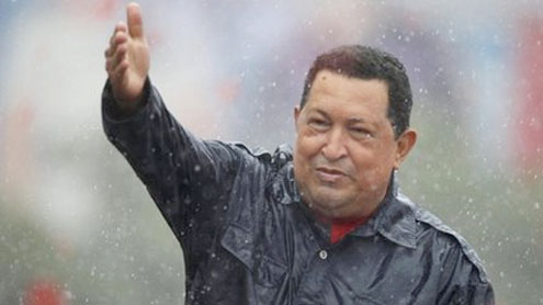Venezuela election: Chavez and Capriles in final rallies