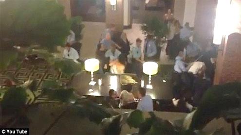 Wedding brawl leaves one man, 57 dead