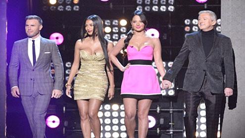 X Factor style wars: Nicole Scherzinger is the golden girl