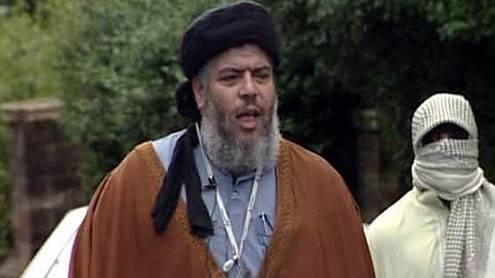Abu Hamza Extradited to US