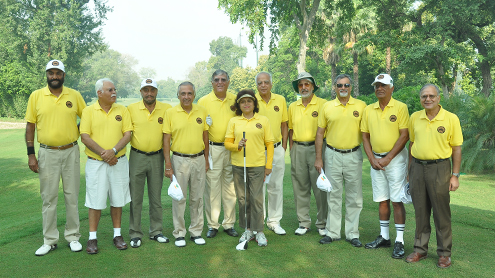 Indian Golfers end first day in a position of advantage at Royal Palm