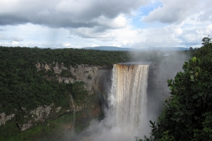 Five times taller than Niagara