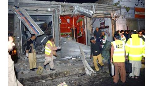 16 killed, 33 injured in Rawalpindi blast