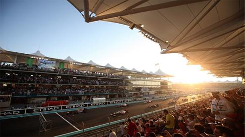 Abu Dhabi is racing ahead with Formula 1