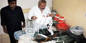 CID foils big terror activity in metropolis